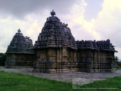 नागेश्वरा-चेन्नकेशवा मंदिर, मोसले (Original Image)